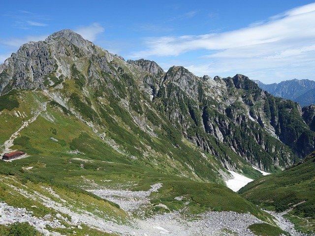立山黒部アルペンルートで登山に挑戦!初心者にもおすすめの日帰りコースは?