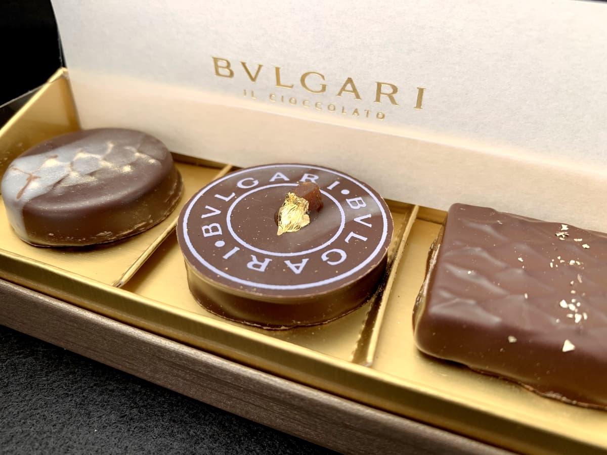 ブルガリのチョコレートが買える店舗は?高級チョコを大切な人へのギフトに