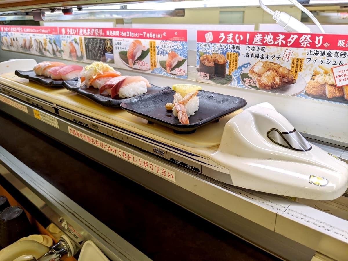 かっぱ寿司の味をお持ち帰りで!人気セットや単品メニュー・注文方法は?