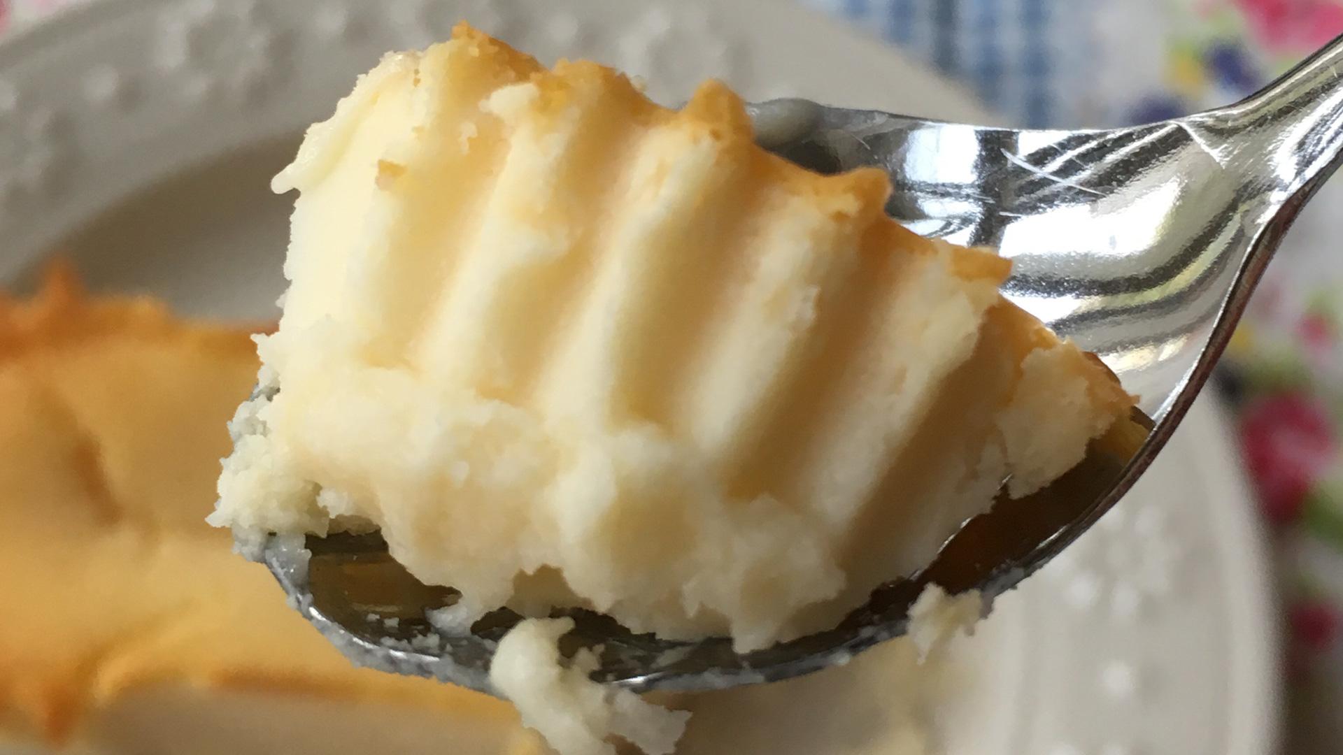 実食レポ【モスバーガー】濃厚&爽やか♪ひんやりドルチェ ベイクドチーズ