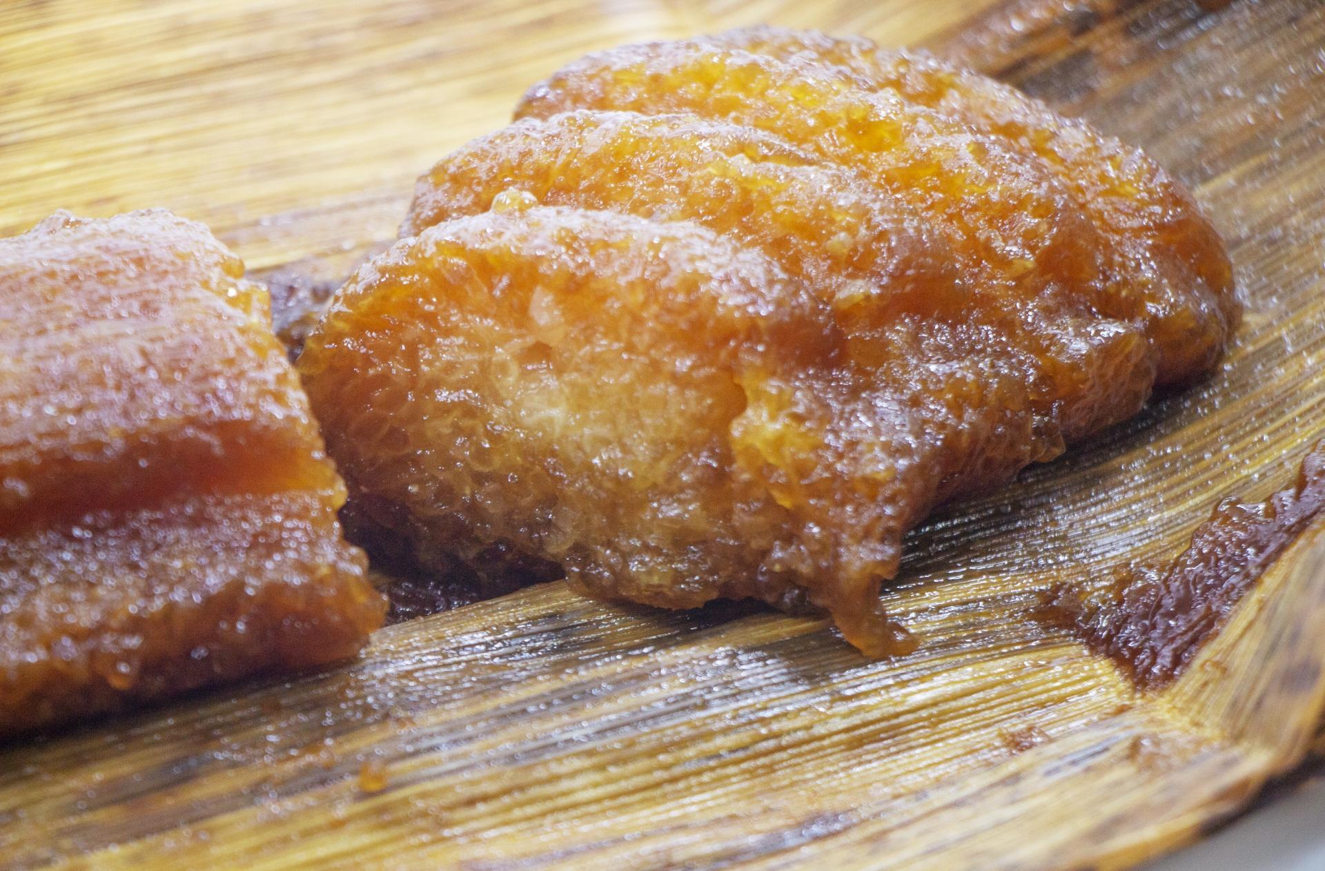 鹿児島の郷土スイーツ「あくまき」が美味しい!本場の味を通販で!