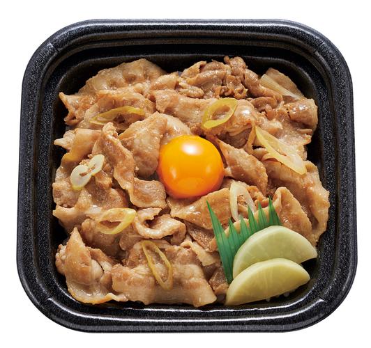 「伝説のすた丼屋監修  すたみな丼」がミニストップで6月9日より販売!