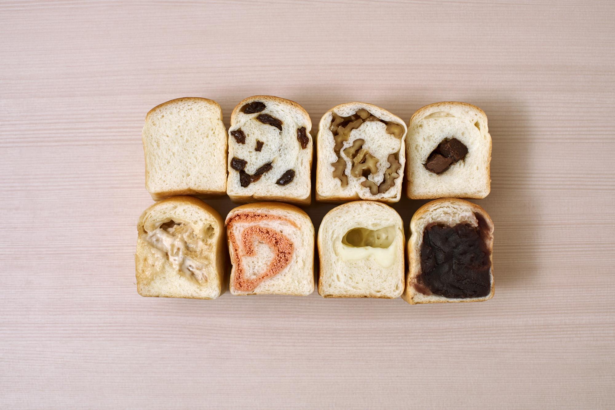 高級食パン専門店「EIGHT BREAD PREMIUM」に新フレーバー登場!通販も可能