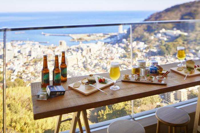 「リゾナーレ熱海」クラフトビールと缶詰を味わえるイベント「カンカンビアガーデン」開催!