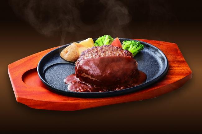 ステーキのどん「どんハンバーグ」と「激アツステーキ」がリニューアル!