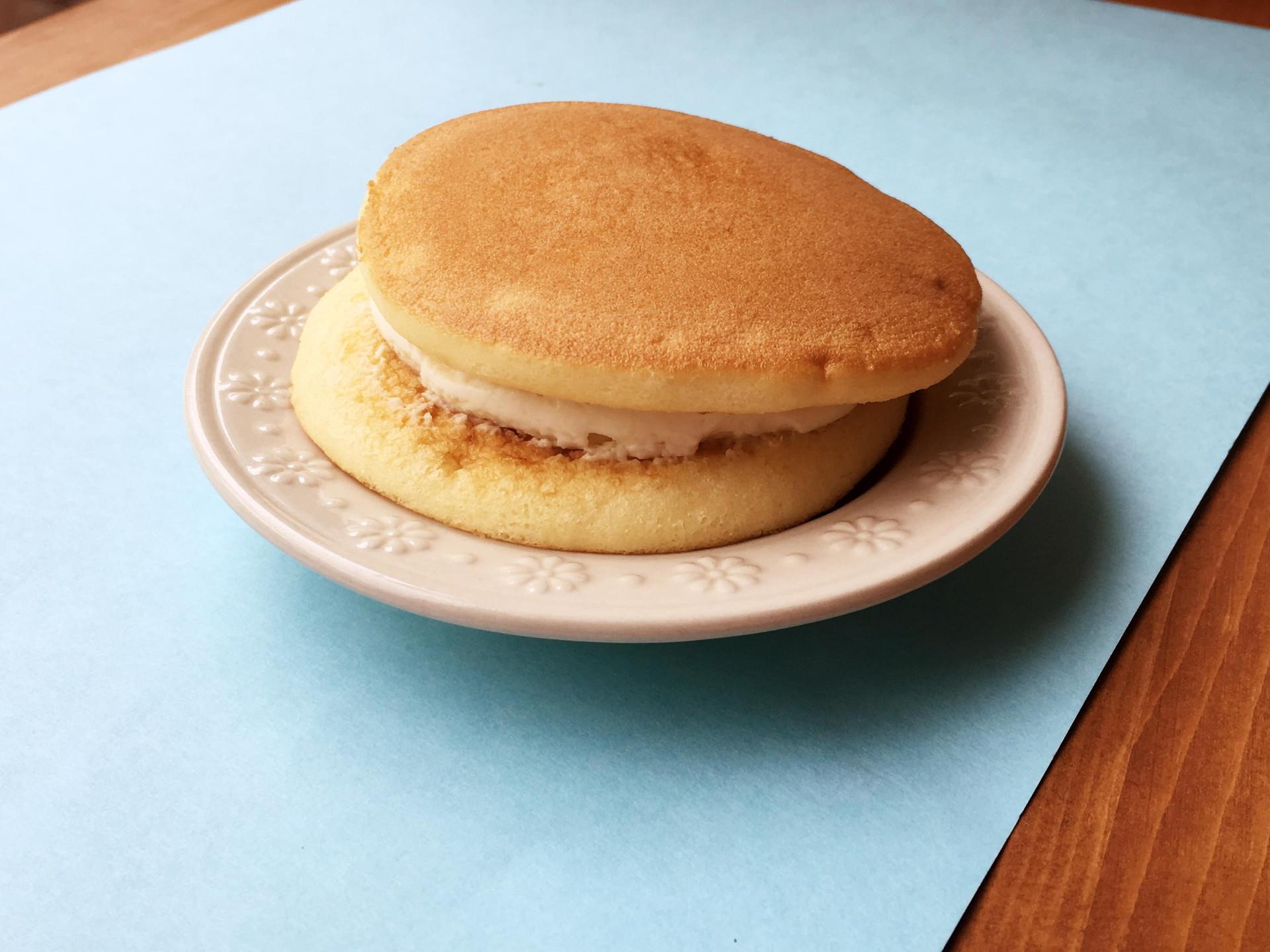 梅雨の今こそ食べたい♡実食レポ【セブン】パンケーキ レモン&レアチーズ