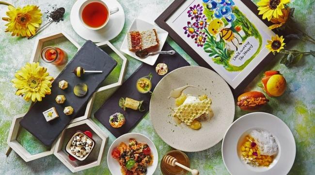 紅茶専門店の夏のアフターヌーンティーをザ・リッツ・カールトン大阪で!