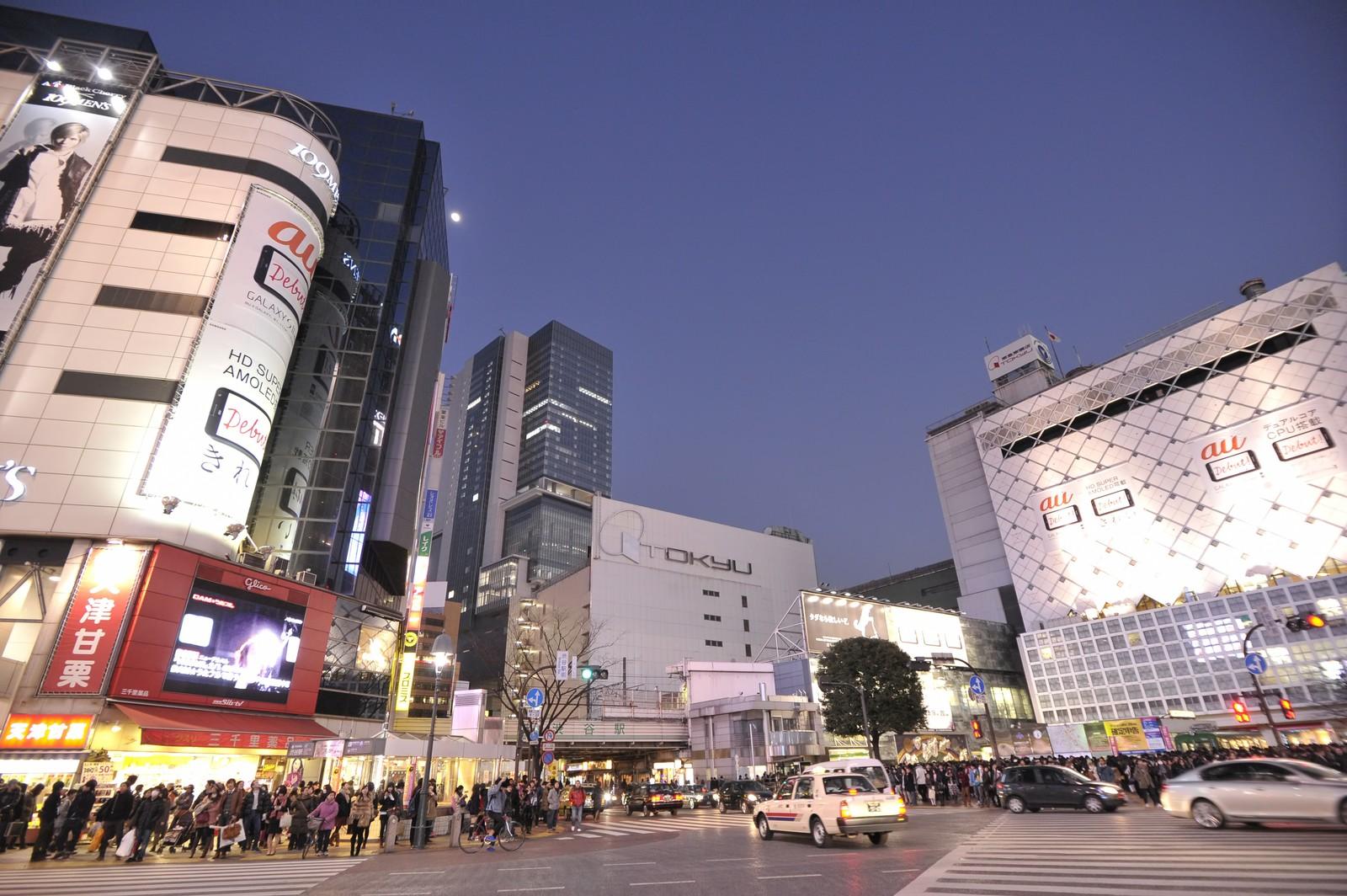 渋谷でのナンパを成功させる注意ポイント
