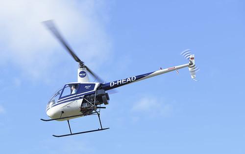 自家用ヘリコプターR22