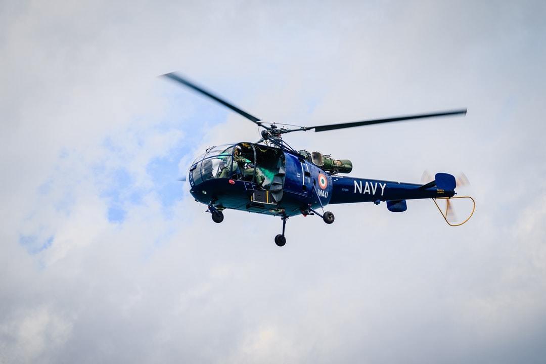 タービン搭載ヘリコプター