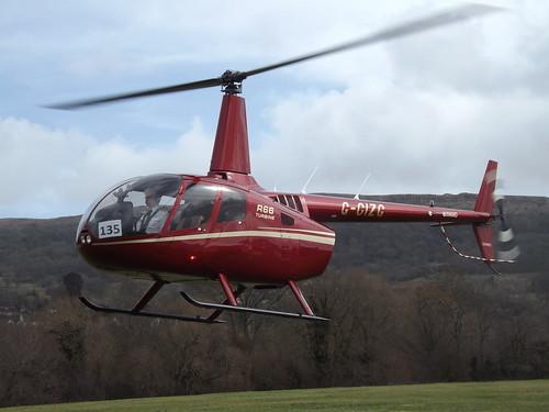 自家用ヘリコプターR66