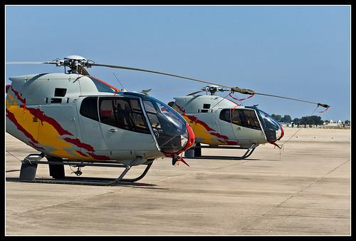 ヘリコプターEC120コリブリ