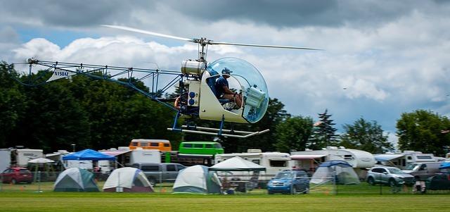 ヘリコプターブラントリーB2B
