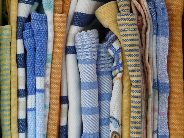 布巾の画像