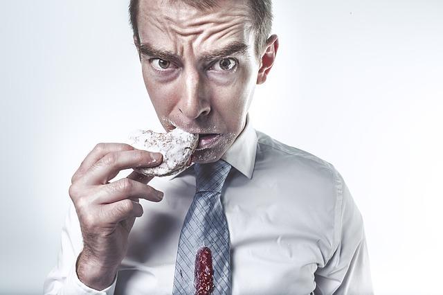 食べるの画像