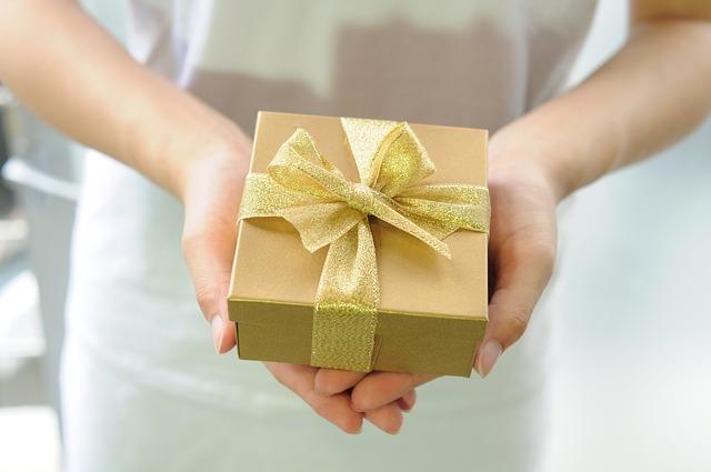 送別用のプレゼント