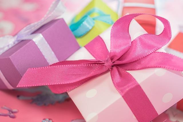 女性用プレゼントのランキング