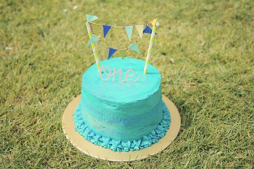 ケーキのデコ
