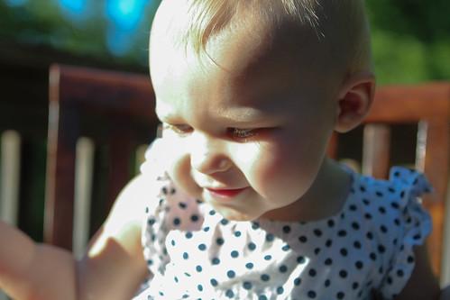 1歳の赤ちゃん