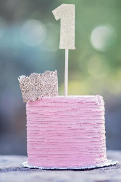 手作りスマッシュケーキ