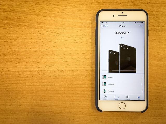 iPhone7の強制再起動が必要な時