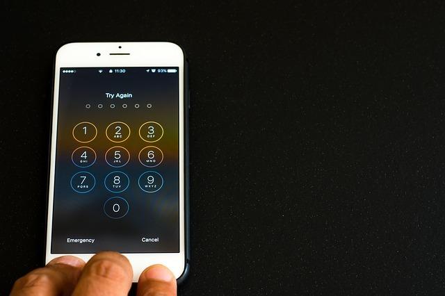 iPhoneがフリーズした場合に便利