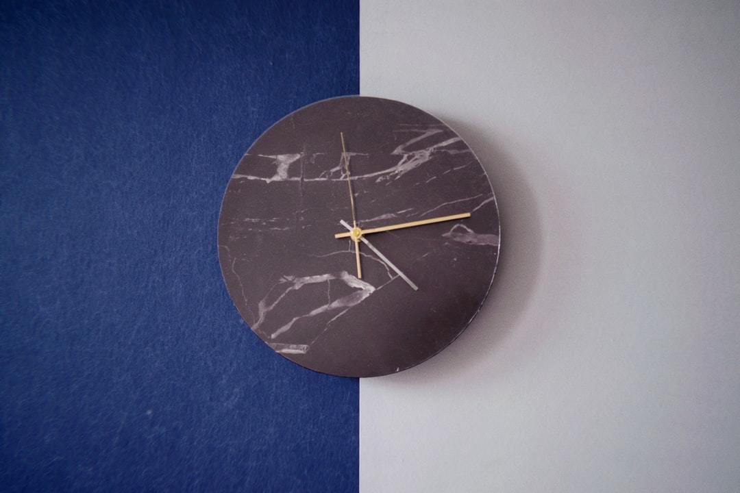 アレンジ時計