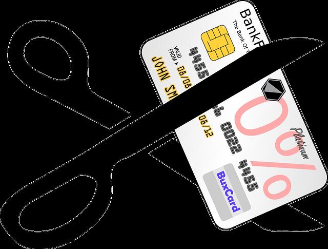 カードの破棄