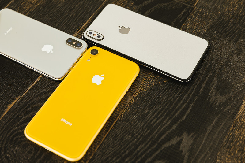 iPhone3台