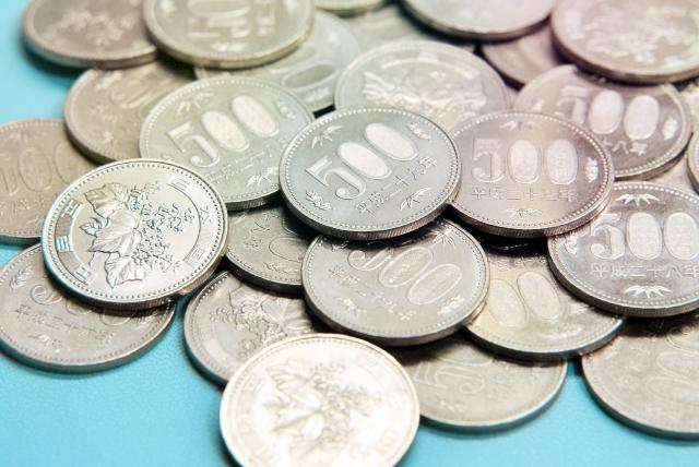 500円玉貯金の両替まとめ!郵便局・銀行・ATM別の方法や手数料など解説