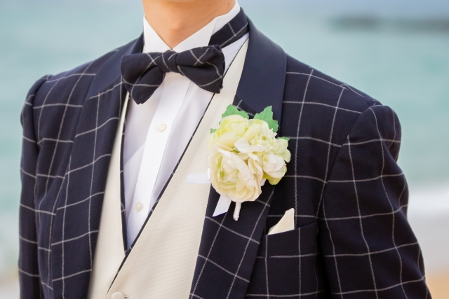 結婚式のネクタイの色や柄の選び方!おしゃれコーディネートやマナーを紹介!