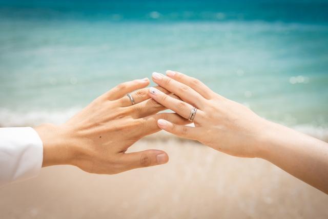 指輪は指のつける場所で意味が違う!男性と女性で異なる理由もすべて解説!