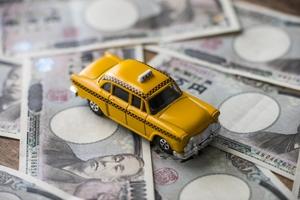 タクシーで10km走ると料金はいくら?計算の仕組みや目安の時間も調査!
