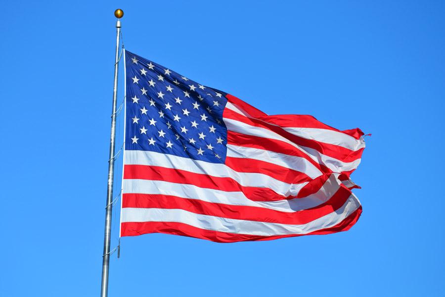 アメリカ国旗意味