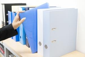 書類整理が捗るファイルや収納アイデアまとめ!持ち運びに適したアイテムも!