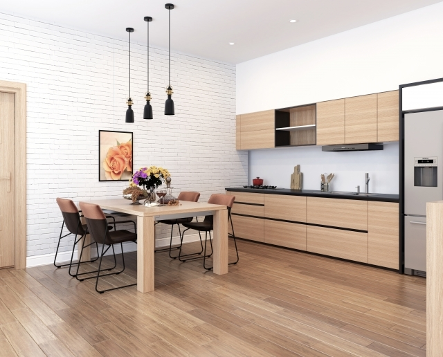 おしゃれなキッチンを作る方法!魅せるインテリアや収納のアイデアを一挙紹介!