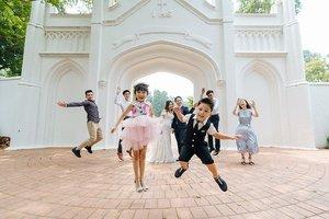 結婚式での子供の服装をチェック!靴の選び方などマナーやコーデも紹介!