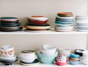 100均の食器類でおすすめはどれ?おしゃれな皿など人気アイテムを紹介!