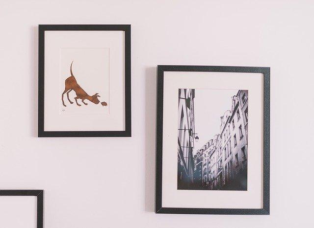 インテリアに合う絵を選ぼう!おすすめや壁をおしゃれに見せる飾り方も紹介!