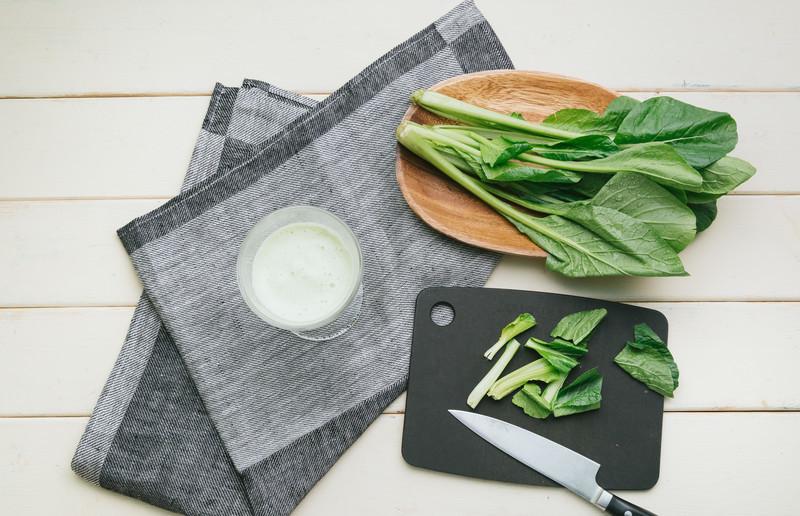 小松菜は冷凍保存で長持ちさせよう!方法と保存できる期間などまとめて解説!