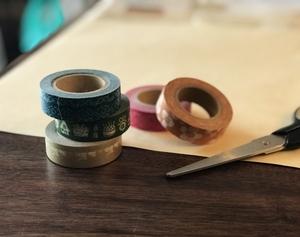 100均のマスキングテープがかわいい!無地や動物などおすすめ商品まとめ!