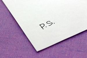 「追伸」は英語で何という?手紙やビジネスメールで使える例文もチェック!