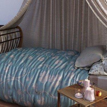 天蓋付きベッドおすすめランキング!高級感のあるデザインやアジアン風など!