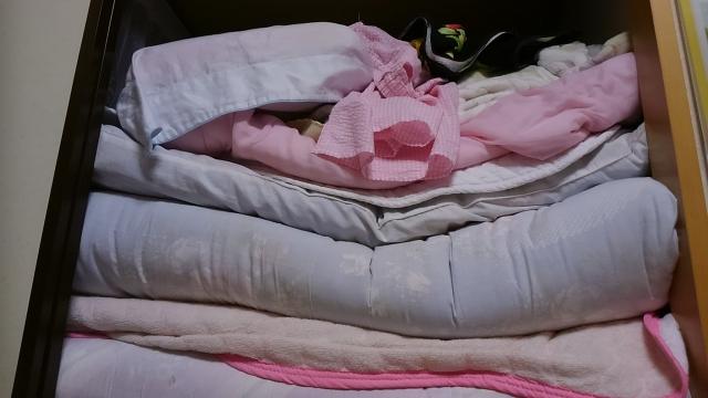 布団の効率的な収納方法は?スッキリ収めるアイデアを一挙にご紹介!