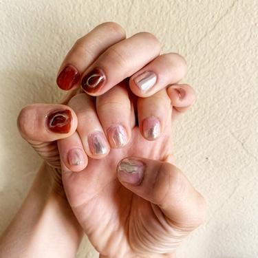 短くても大人可愛い指先になれる♡ショートネイルのおすすめデザインまとめ!