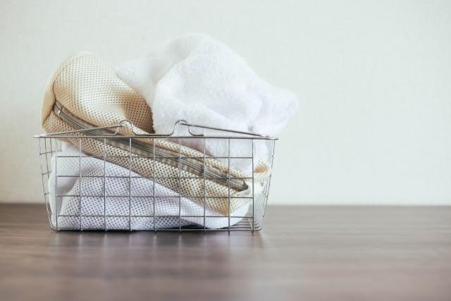 洗濯ネットの収納方法は?すっきりキレイに見せるアイデアやアイテムを紹介!