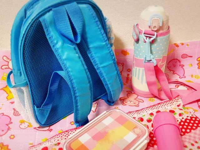 水筒カバーの簡単な作り方を伝授!子供の入園入学グッズを手作りしよう!