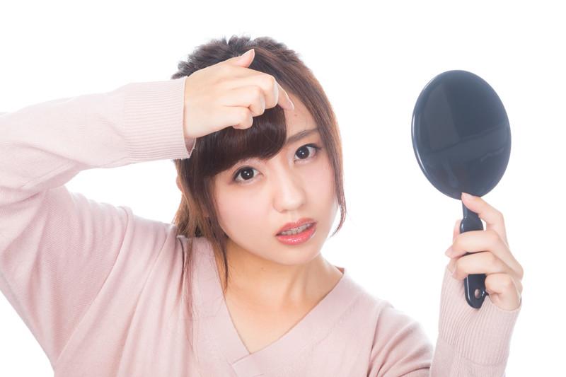 前髪の可愛い流し方!長めでも短めでも簡単にできる方法を紹介!