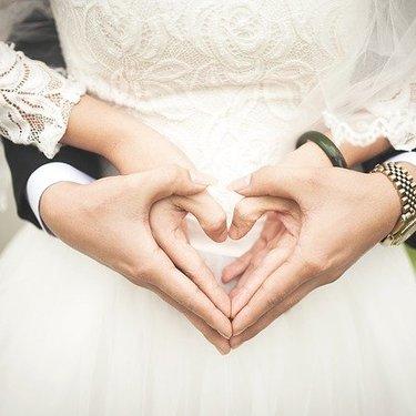結婚記念日にメッセージを送ろう!感謝を伝える文例や伝える時のポイントまとめ!