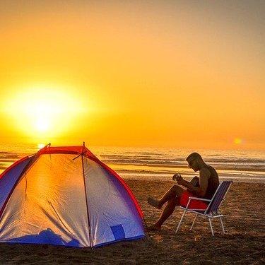 キャンプツーリングの楽しみ方!おすすめバイクや必要な持ち物リストを紹介!